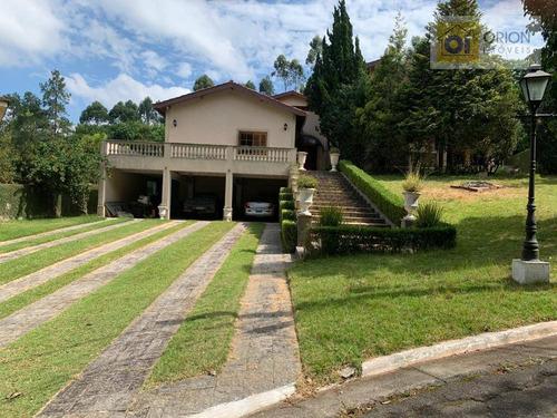 Casa Com 4 Dormitórios À Venda, 500 M² Por R$ 2.500.000 - Morada Das Nuvens - Itapevi/sp - Ca1051