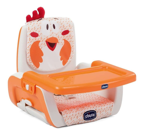 Silla Adaptadora Chicco Mode Booster Chicken/ Juega Bonito96