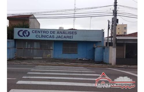 Imagem 1 de 15 de Ponto Comercial No Centro De Jacareí Bom P/ Clinica - 6326