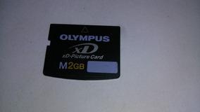 Cartão De Memoria Olympus Xd 2gb