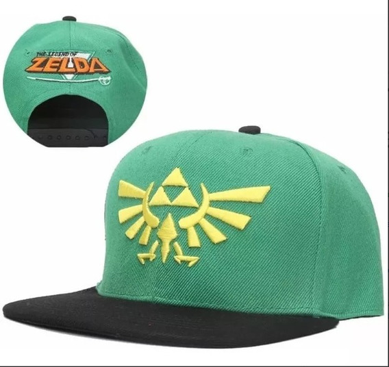 Gorra The Legend Of Zelda Nintendo Envio Gratis