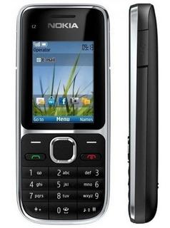 Nokia C2-01 43mb - 64mb Ram