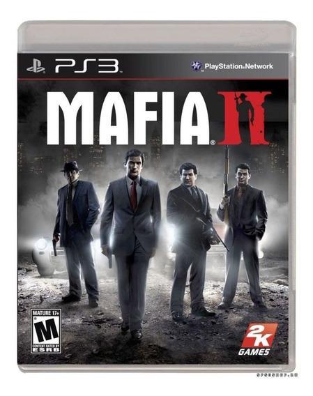 Jogo Mafia 2 Ps3 Usado