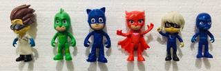 Pj Masks Muñecos Heroes En Pijamas Coleccionables!!!