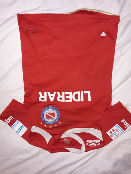 Camiseta Antigua Ca. Argentinos Jrs Olimpikus 2010 Niño12/14
