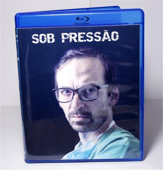 Blu-ray Da Série Sob Pressão - Temporada 3 - Nacional
