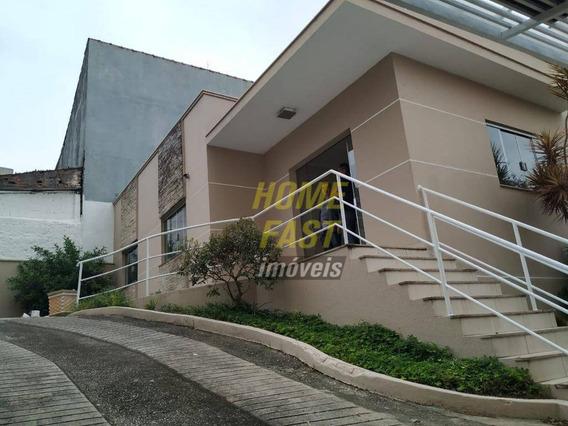Casa Para Alugar, 80 M² Por R$ 6.000,00/mês - Centro - Guarulhos/sp - Ca0408