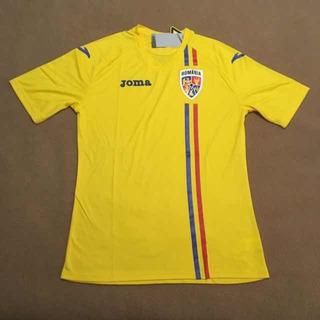 Camisa Romenia Home 2018/19 - Joma