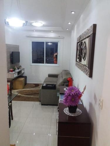 Imagem 1 de 22 de Excelente Apartamento No Tatuapè - Ap2771