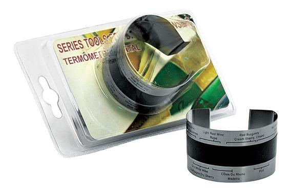 Termômetro Digital Para Vinho - Incasa