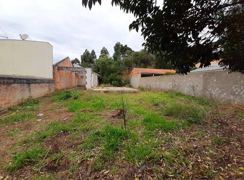 Terreno À Venda Com 480m² Por R$ 160.000,00 No Bairro Academia - São José Dos Pinhais / Pr - Eb+8951