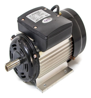 Motor Monofasico De 2p - 3/4 Hp 3000rpm Neo