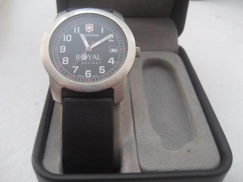 Relógio Victorinox Royal Holiday 4572 Maq Ronda