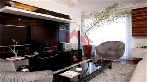 Imagem 1 de 12 de Apartamento Com 3 Dorms, Santo Antônio, São Caetano Do Sul - R$ 1.1 Mi, Cod: 195 - V195
