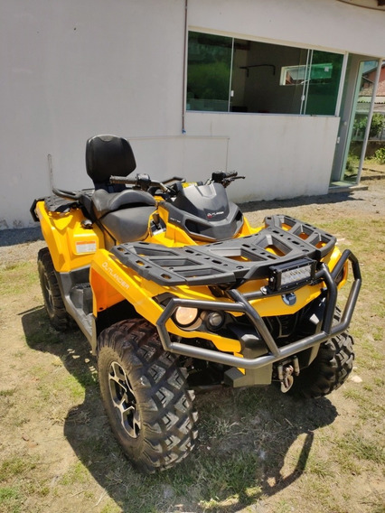 Quadriciclo Can Am Max 650cc - Ano 2015