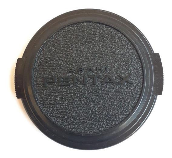 Tampa De Lente Pentax 58mm Original
