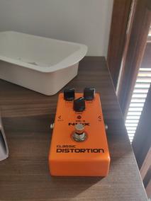 Pedais De Guitarra/classic Distortion E Afinador