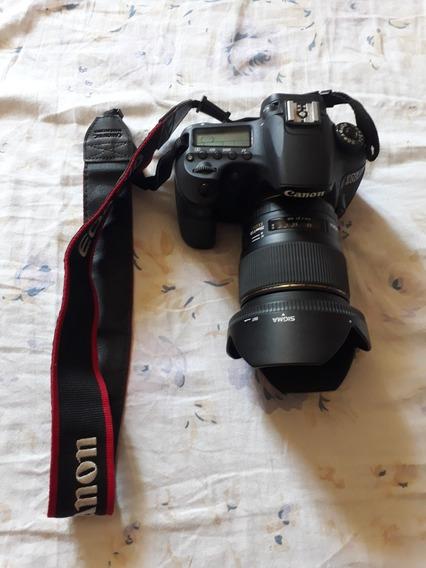 Câmera Canon D60