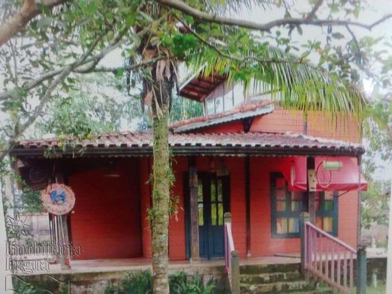 Casa 2 Dormitórios Praia Do Jabaquara - Paraty Rj - Vca959