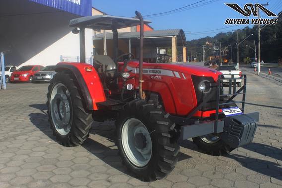 Trator Massey Ferguson 4275 - Ano: 2013 - 4 X 4