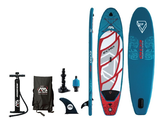 Stand Up Paddle / Sup Inflable / Echo Aqua Marina 11 Pies