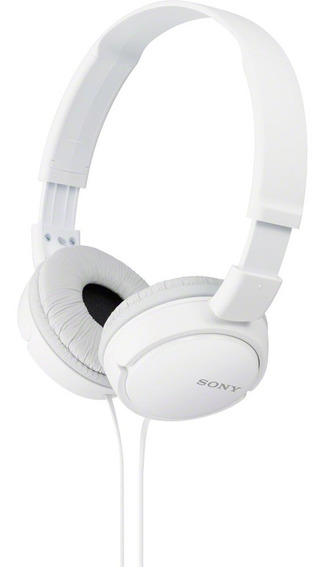 Fone Ouvido Sony Zx110 Headphone Original Mdr-zx110
