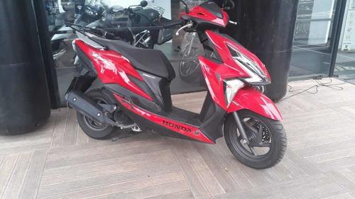 Honda Elite Vermelha 2019 Usada