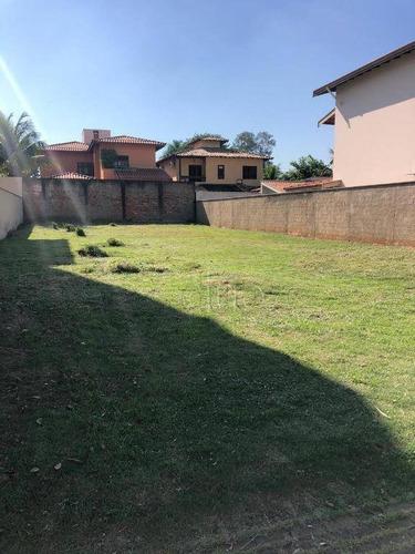 Imagem 1 de 11 de Terreno À Venda, 360 M² Por R$ 480.000,00 - Terras De Piracicaba - Piracicaba/sp - Te1864