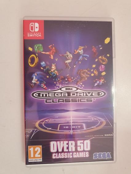 Jogo Sega Megadrive Classics Nintendo Switch