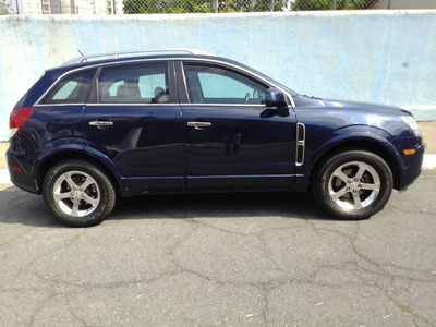 Chevrolet Captiva 3.6 Sport Awd 5p 2009 - Blindado
