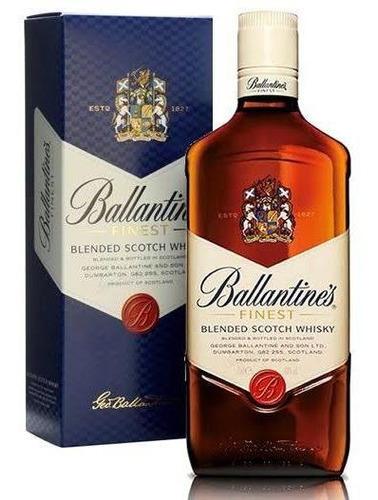 Imagem 1 de 1 de Ballantine's Blended Reino Unido 1000ml