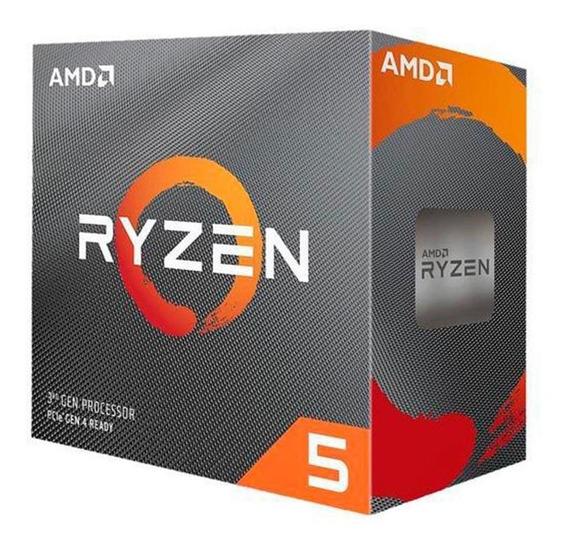 Processador Amd Ryzen 5 3600 3.6ghz (4.2ghz Turbo)