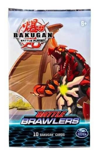 Bakugan Booster Pack Assortment - Collectible Trading Cards