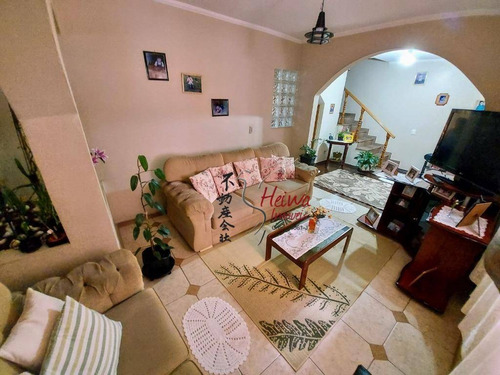 Imagem 1 de 20 de Casa Com 3 Dormitórios À Venda, 181 M² Por R$ 500.000,00 - Vila Mangalot - São Paulo/sp - Ca1084