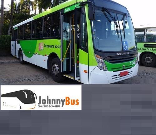 Ônibus Urbano Neobus Spectrum - Ano 2014/15 - Johnnybus