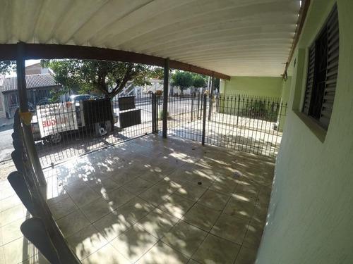 Casa Para Alugar, 250 M² Por R$ 1.100,00/mês - Vila Dainese - Santa Bárbara D'oeste/sp - Ca0940