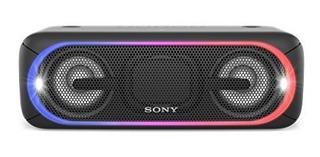 Altavoz Bluetooth Inalámbrico Portátil Sony Xb40, Negro (mod