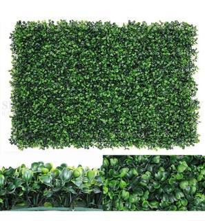 Cerco Muro Pared Planta Artificial Sintético Hoja Ch 40x60