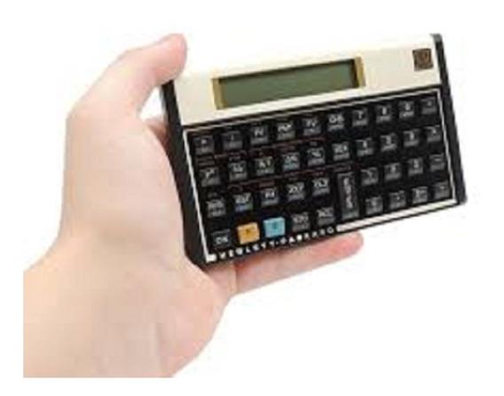 Calculadora Financeira Hp 12c Hp + De 120 Funções