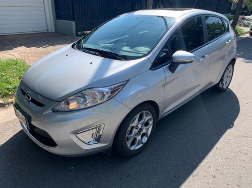 Ford Fiesta Kd Titanium 2011 5p