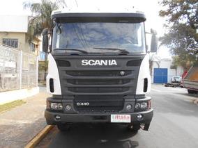 Scania G 440 6x4 Off Road 2013 Itália Caminhões