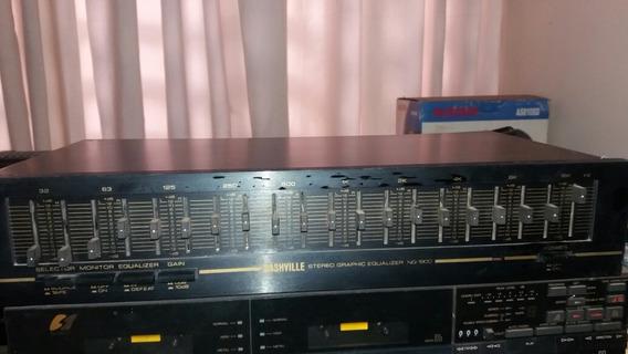 Unico Dono!equalizador Nashville Nq1900
