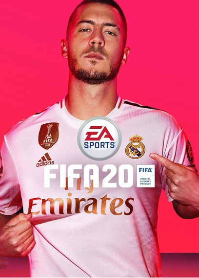 Fifa 20 Pc(origin) : Jogo Original + Time Ultimate Team