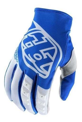 Guantes Motocross Troy Lee Gp Azul/blanco
