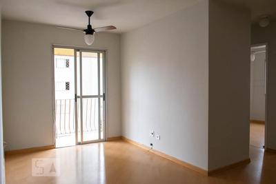 Apartamento No 5º Andar Com 2 Dormitórios E 1 Garagem - Id: 892906808 - 206808