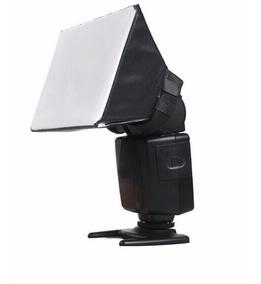 Softbox Mini P/ Flash Speedlight Canon Nikon Yongnuo Df5