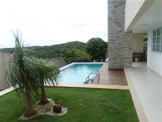Casa Com 4 Dormitórios À Venda, 480 M² Por R$ 1.200.000,00 - Parque Das Colinas - Natal/rn - Ca6396