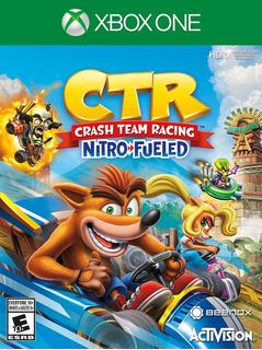 Crash Team Racer -xboxone