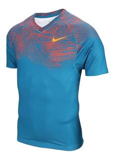 Camiseta Rugby Nike Oficial Jaguares Uar Tela Ajustada