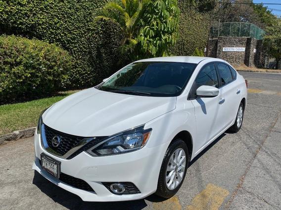 Nissan Sentra Advance T/m 2017